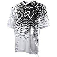 Jersey 360 S/S White/Black - LAATSTE !